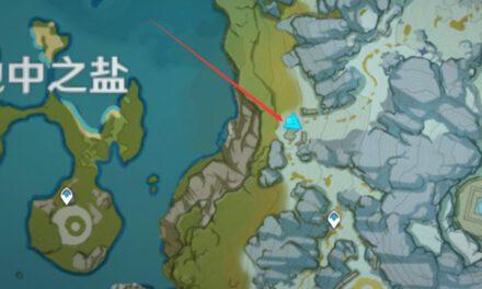 原神-龍脊雪山壓力機關解謎教程