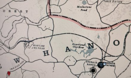 碧血狂殺2-奧德里斯科幫四處營地分享 奧德里斯科幫營地在哪裏