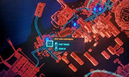 Cyberpunk2077–刷技能等級地點分享
