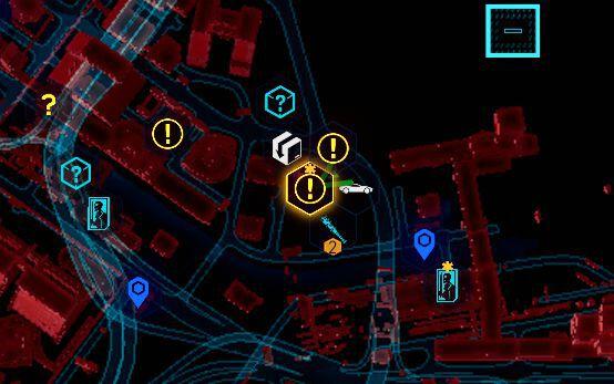 Cyberpunk2077–強尼銀手套裝全收集攻略 27