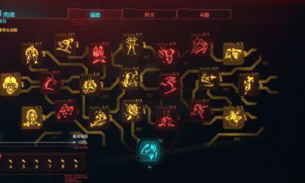 Cyberpunk2077–金剛不壞莽夫流玩法指南