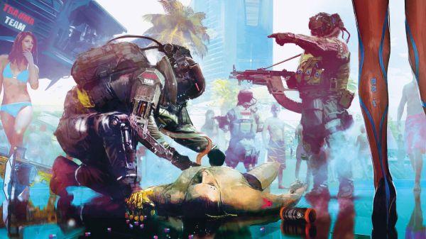 Cyberpunk2077–食品工廠隱藏地點 1