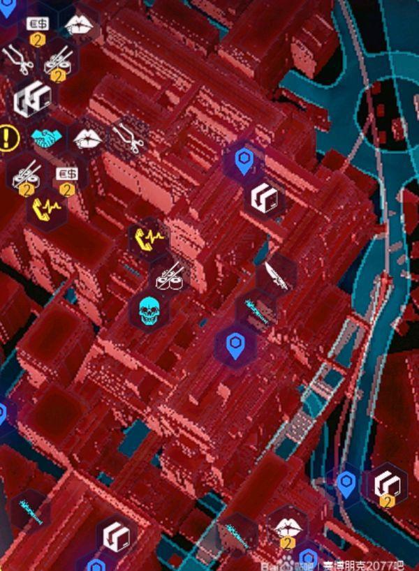 Cyberpunk2077 – 克里支線性偶解鎖心得 3