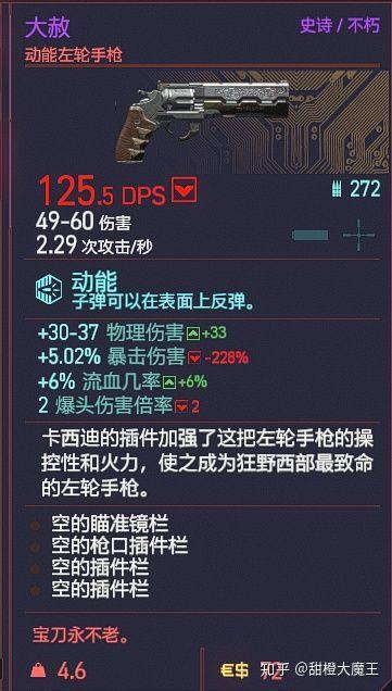 Cyberpunk2077 – 全不朽手槍篇2 17