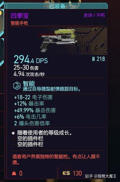 Cyberpunk2077 – 全不朽手槍篇2 1