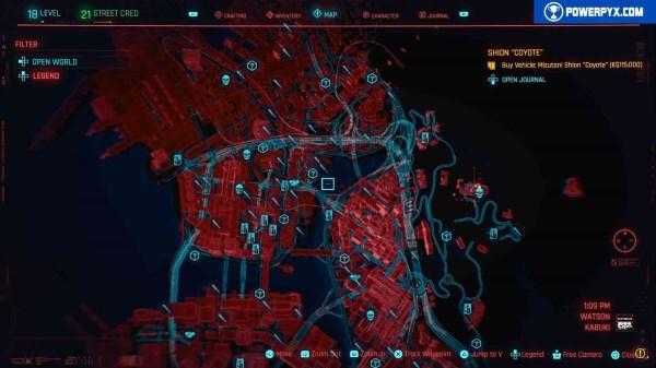 Cyberpunk2077 – 全NCPD警用頻道案件 9
