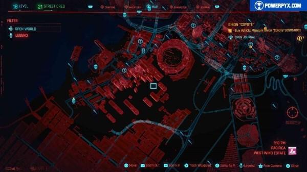 Cyberpunk2077 – 全NCPD警用頻道案件 27
