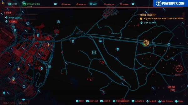 Cyberpunk2077 – 全NCPD警用頻道案件 29