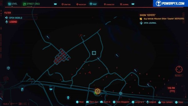 Cyberpunk2077 – 全NCPD警用頻道案件 33