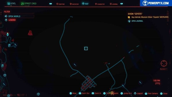 Cyberpunk2077 – 全NCPD警用頻道案件 35