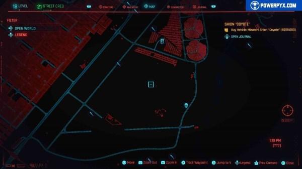 Cyberpunk2077 – 全NCPD警用頻道案件 39
