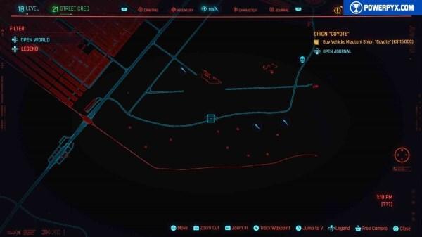 Cyberpunk2077 – 全NCPD警用頻道案件 41