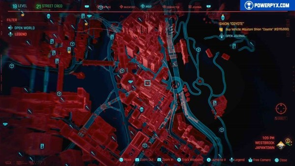 Cyberpunk2077 – 全NCPD警用頻道案件 17