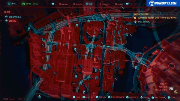 Cyberpunk2077 – 全NCPD警用頻道案件 11