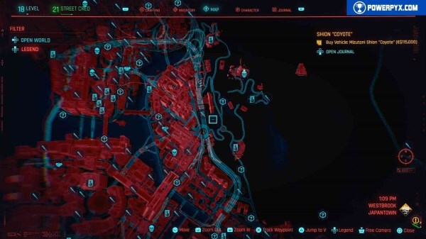 Cyberpunk2077 – 全NCPD警用頻道案件 13