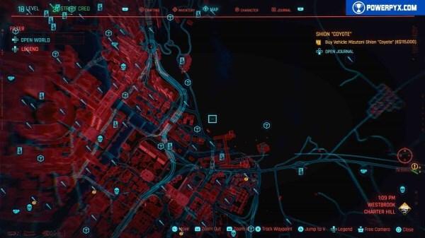 Cyberpunk2077 – 全NCPD警用頻道案件 15
