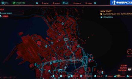 Cyberpunk2077 – 全NCPD警用頻道案件