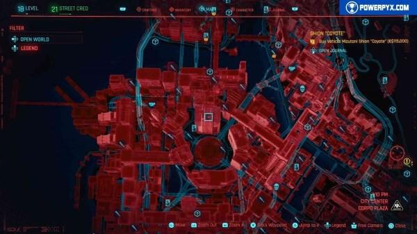 Cyberpunk2077 – 全NCPD警用頻道案件 19