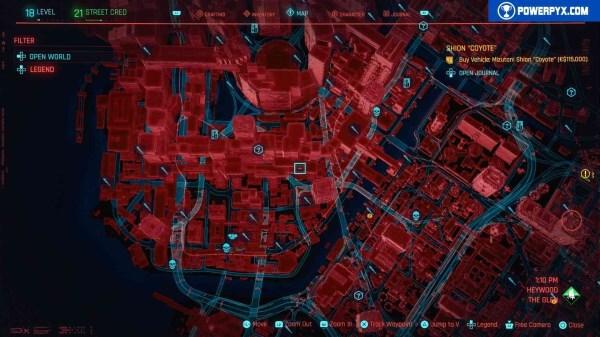 Cyberpunk2077 – 全NCPD警用頻道案件 21