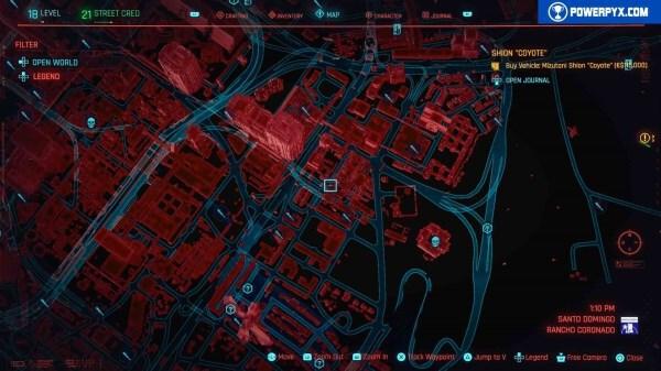 Cyberpunk2077 – 全NCPD警用頻道案件 25