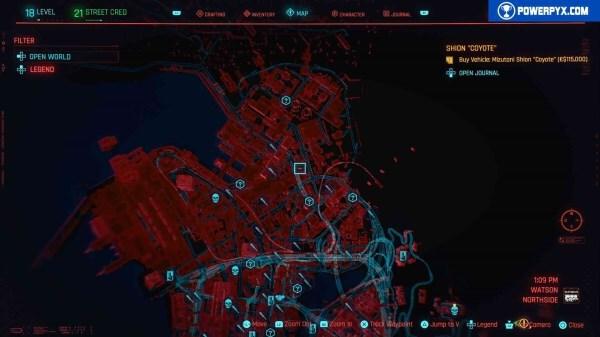 Cyberpunk2077 – 全NCPD警用頻道案件 7