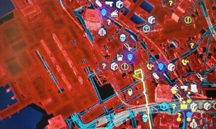 Cyberpunk2077 – 如何獲取傳說全息染色警用護目鏡