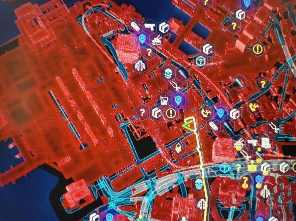 Cyberpunk2077 – 如何獲取傳說全息染色警用護目鏡 1