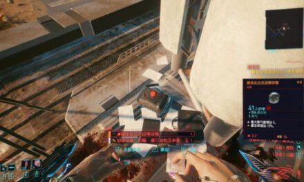 Cyberpunk2077 – 如何獲得傳說媒體反應夾層棒球帽