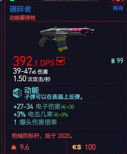 Cyberpunk2077 – 碾碎者特殊塗裝 5