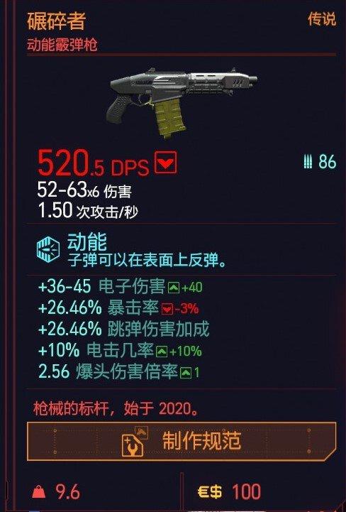 Cyberpunk2077 – 碾碎者特殊塗裝 1