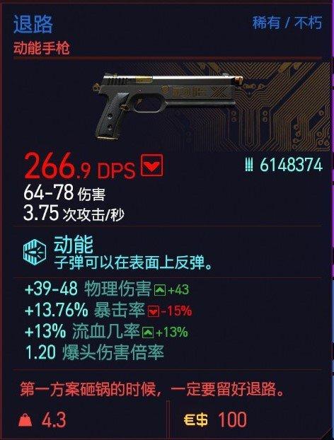 Cyberpunk2077 – 自由特殊塗裝 9