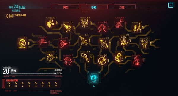 Cyberpunk2077 – 莽夫流左輪加點思路 3