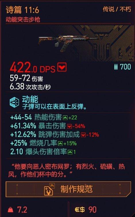 Cyberpunk2077 – D5銅斑蛇特殊塗裝 9