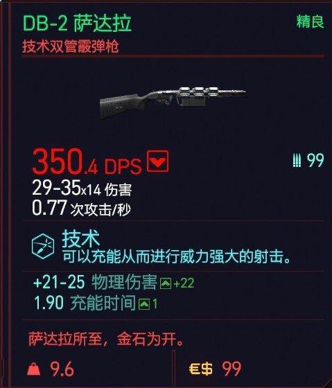 Cyberpunk2077 – DB-2薩達拉特殊塗裝 3