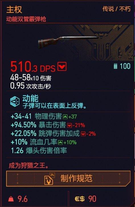 Cyberpunk2077 – DB-4針式導彈特殊塗裝 7
