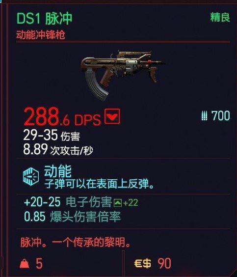 Cyberpunk2077 – DS1脈衝特殊塗裝 7
