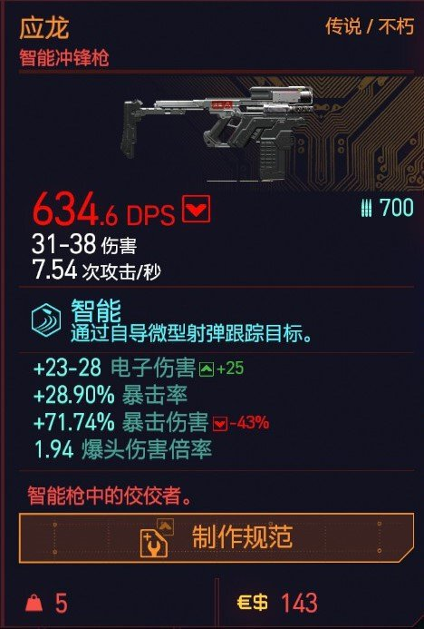 Cyberpunk2077 – G-58典式特殊塗裝 11