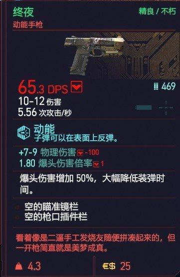 Cyberpunk2077 – M-10AF萊剋星頓特殊塗裝 11
