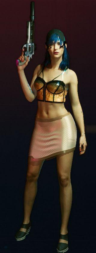 Cyberpunk2077 - 如何獲取傳說緊身胸衣 5