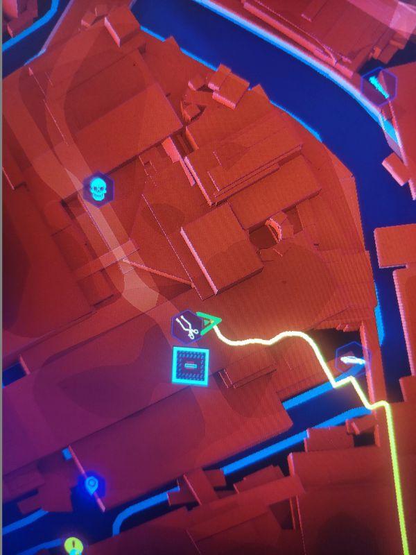 Cyberpunk2077 - 如何獲取螳螂刀熱能芯片製作圖 5