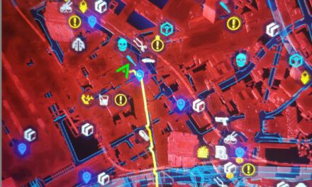 Cyberpunk2077 – 如何獲取螳螂刀熱能芯片製作圖