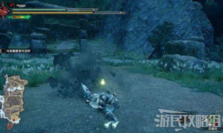 魔物獵人崛起-試玩版全武器基礎操作攻略 武器基本用法教學