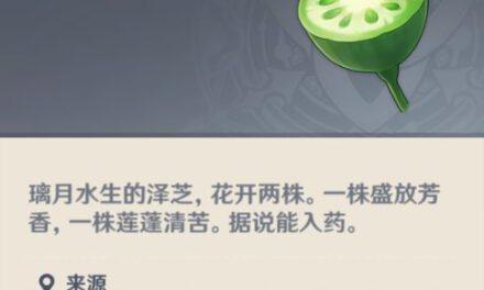 原神-蓮蓬收集線路
