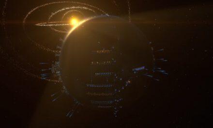 戴森球計劃-中後期單星球總廠佈局思路