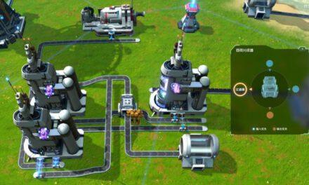戴森球計劃-氫油循環規劃思路
