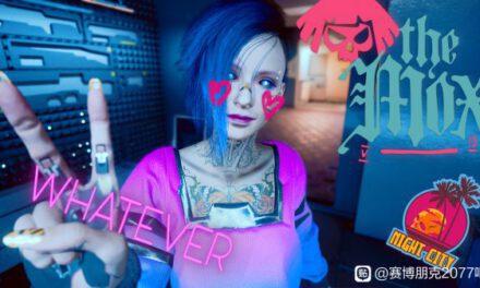 Cyberpunk2077–傳說級粉紫色露臍上衣入手位置分享