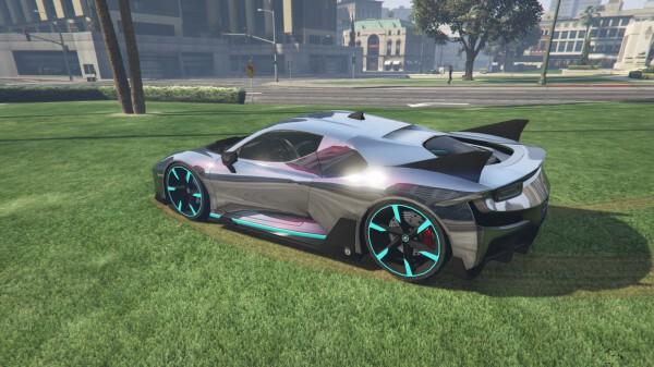 GTAOnline-車輛噴漆增加珠光效果技巧 23