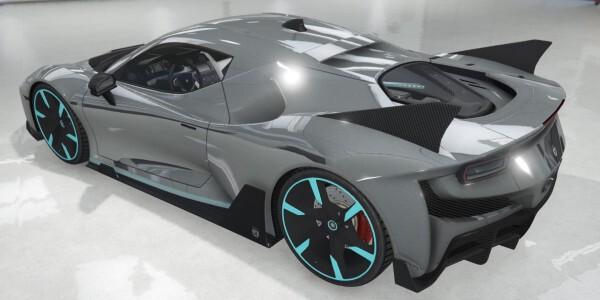 GTAOnline-車輛噴漆增加珠光效果技巧 7
