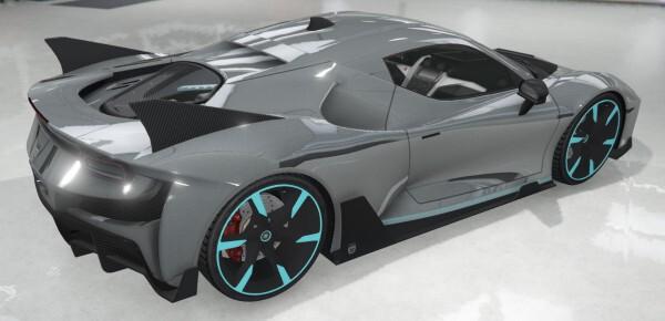 GTAOnline-車輛噴漆增加珠光效果技巧 9