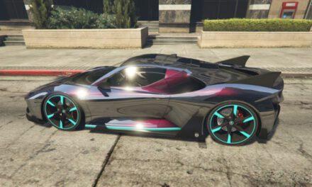 GTAOnline-車輛噴漆增加珠光效果技巧